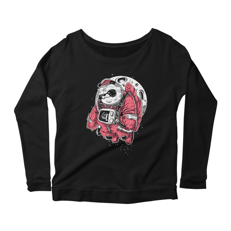 FLOATER Women's Longsleeve Scoopneck  by audi's Artist Shop