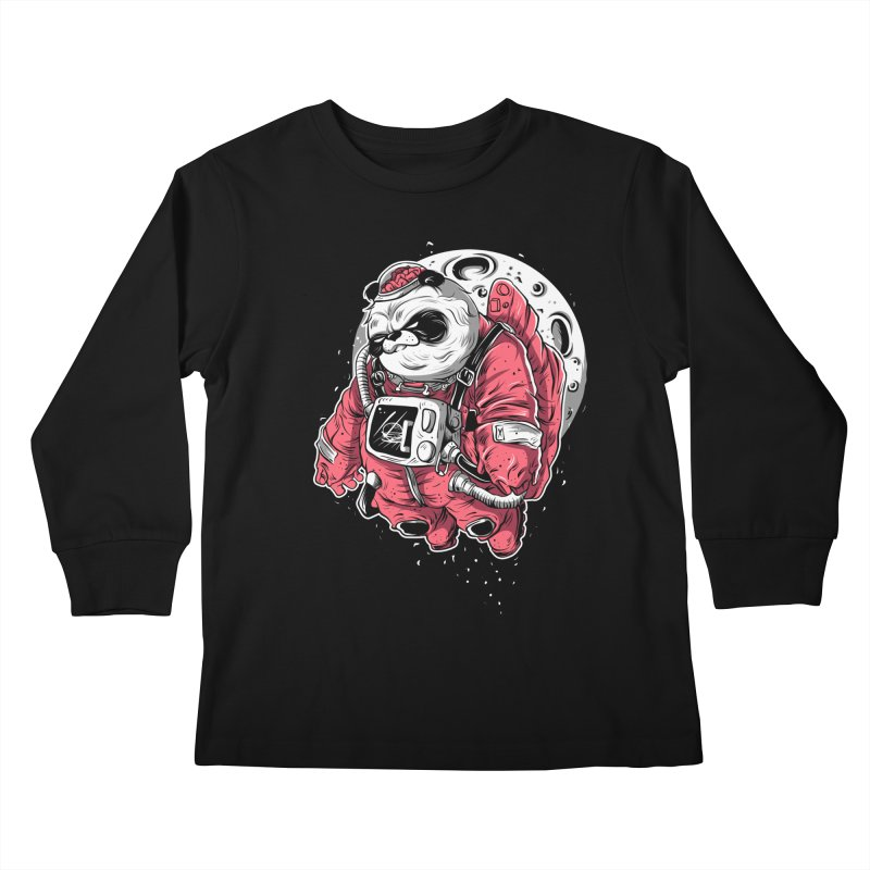 FLOATER Kids Longsleeve T-Shirt by audi's Artist Shop