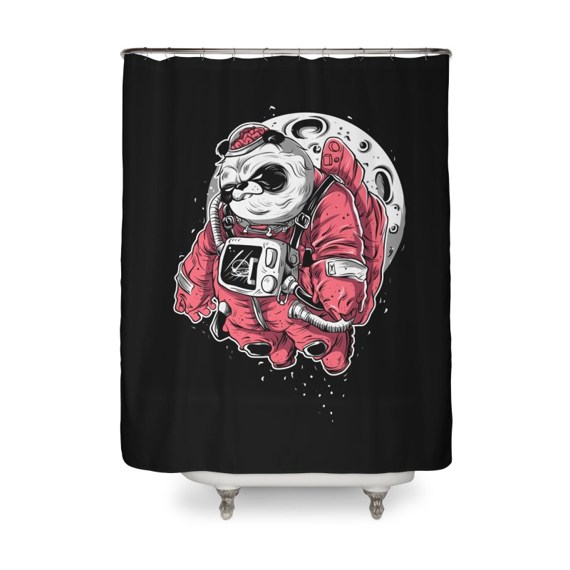 FLOATER Home Shower Curtain by audi's Artist Shop