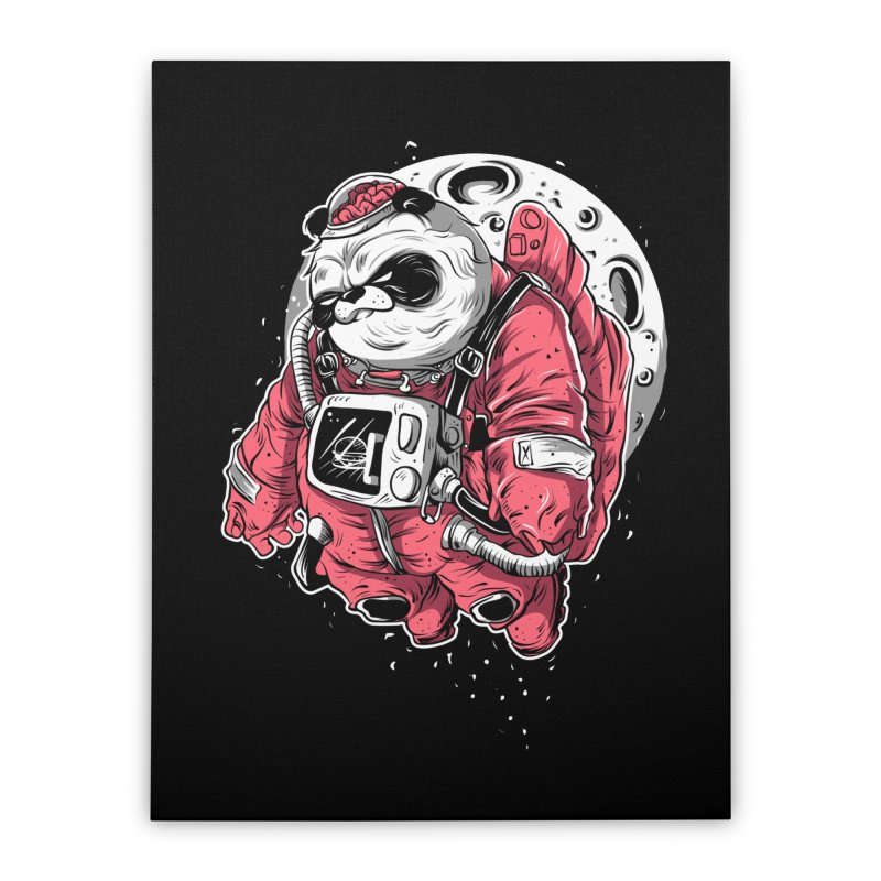 FLOATER Home Stretched Canvas by audi's Artist Shop