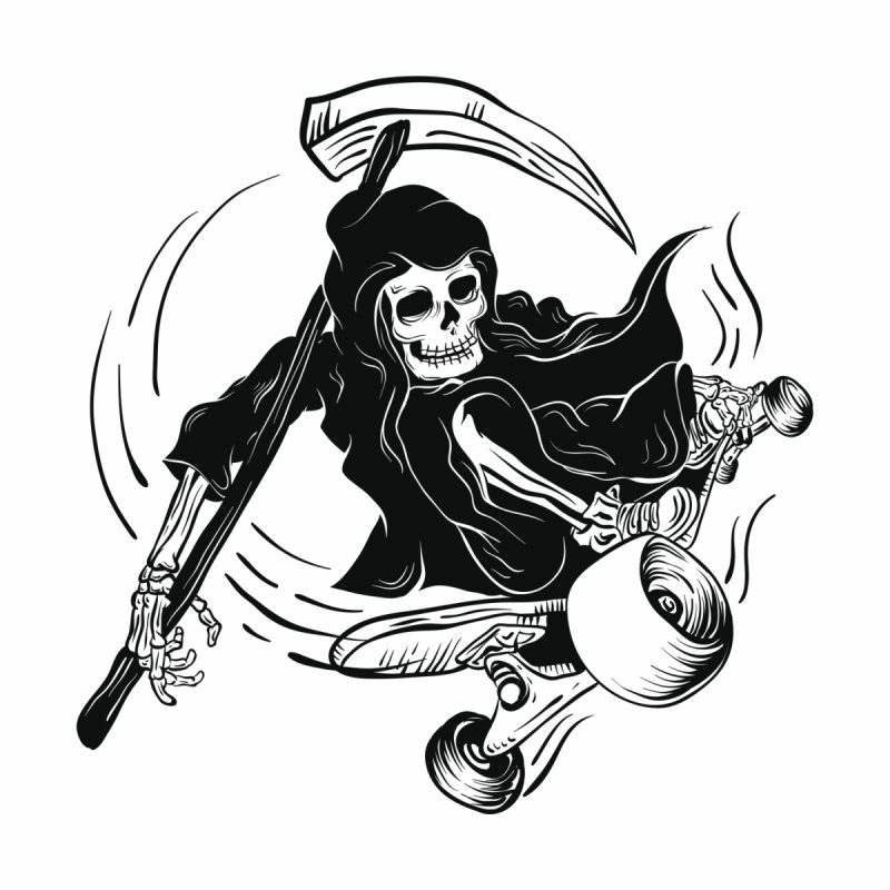 death ride by audi's Artist Shop
