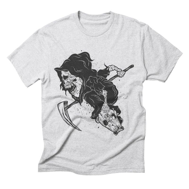 last grind Men's Triblend T-shirt by audi's Artist Shop