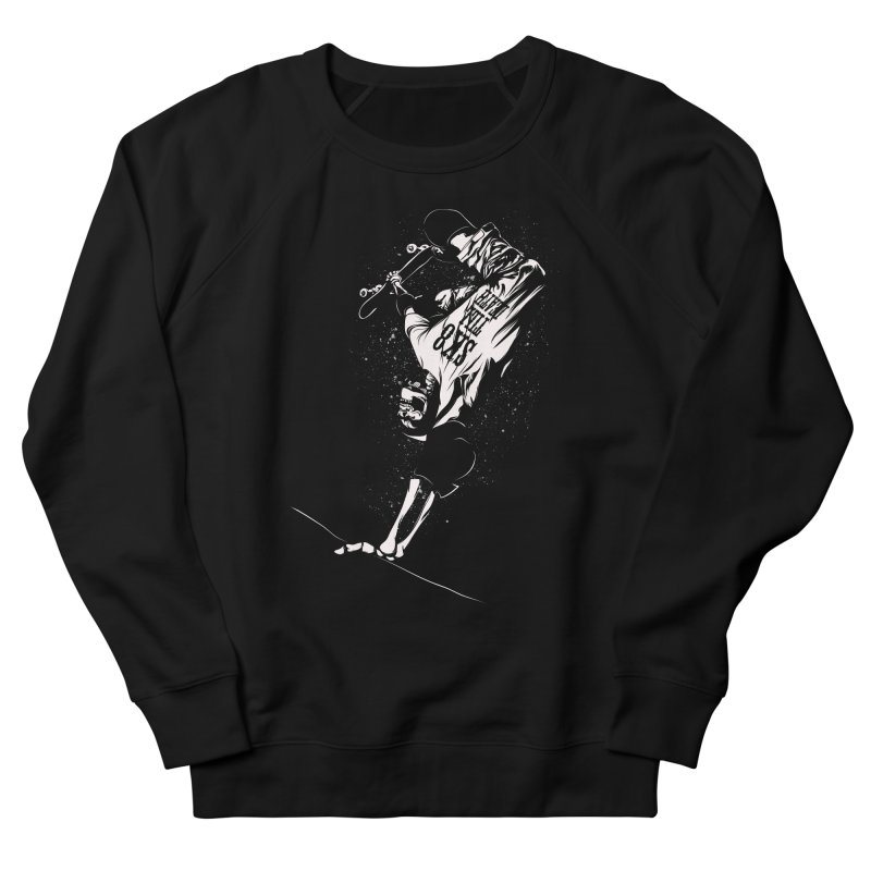 sk8 Men's Sweatshirt by audi's Artist Shop