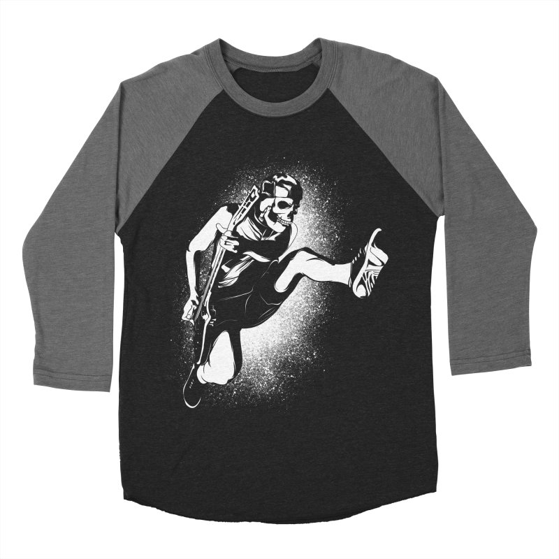 rnr Women's Baseball Triblend Longsleeve T-Shirt by audi's Artist Shop