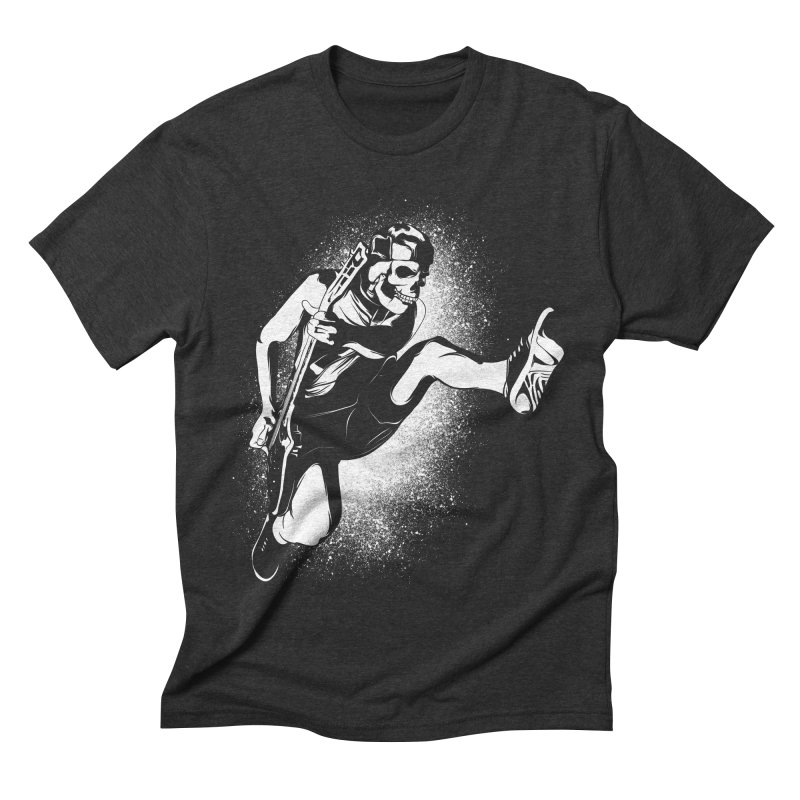 rnr Men's Triblend T-shirt by audi's Artist Shop