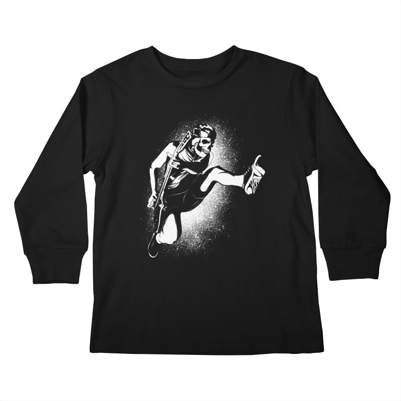 rnr Kids Longsleeve T-Shirt by audi's Artist Shop