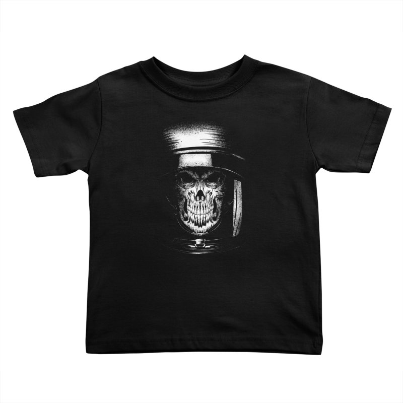 dead in space Kids Toddler T-Shirt by audi's Artist Shop