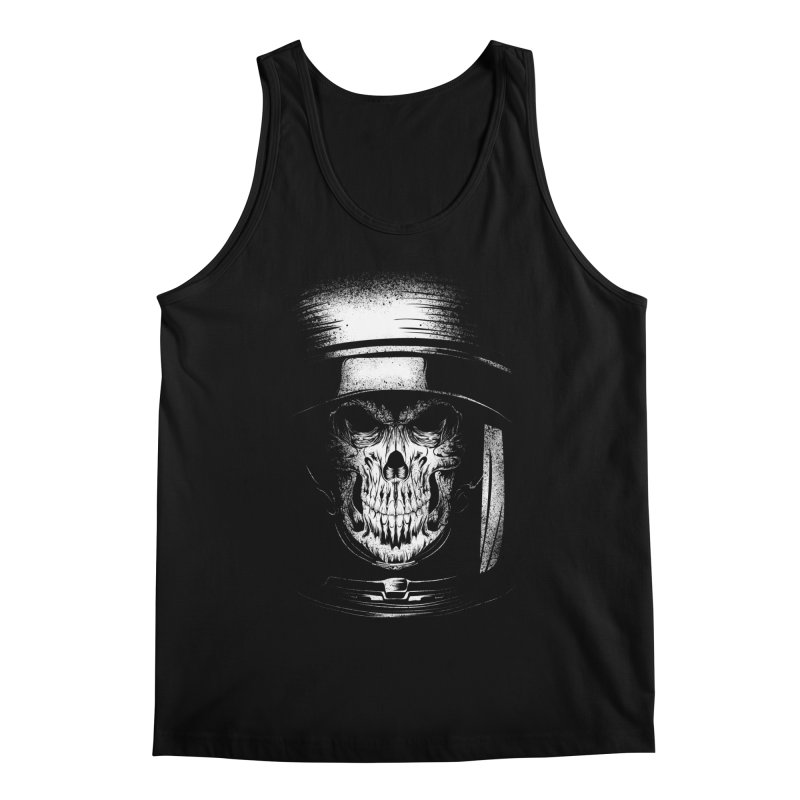 dead in space Men's Regular Tank by audi's Artist Shop
