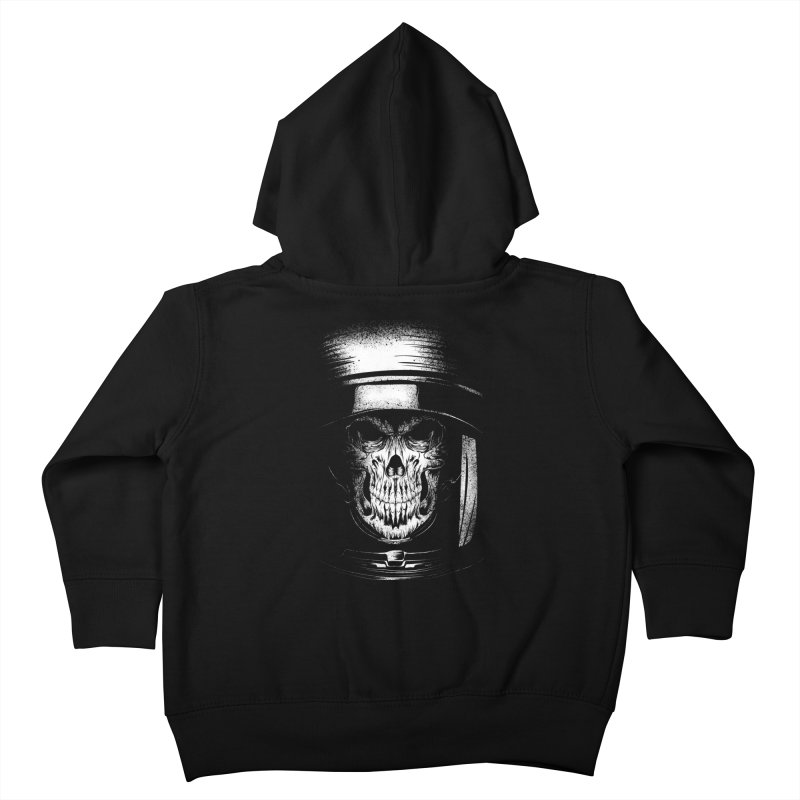 dead in space Kids Toddler Zip-Up Hoody by audi's Artist Shop