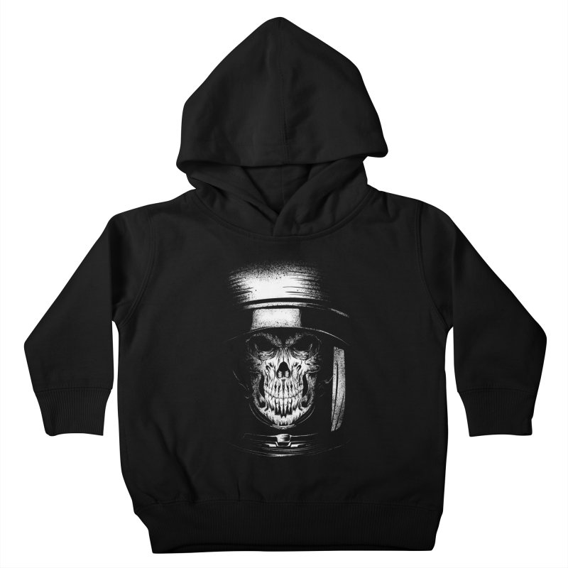dead in space Kids Toddler Pullover Hoody by audi's Artist Shop