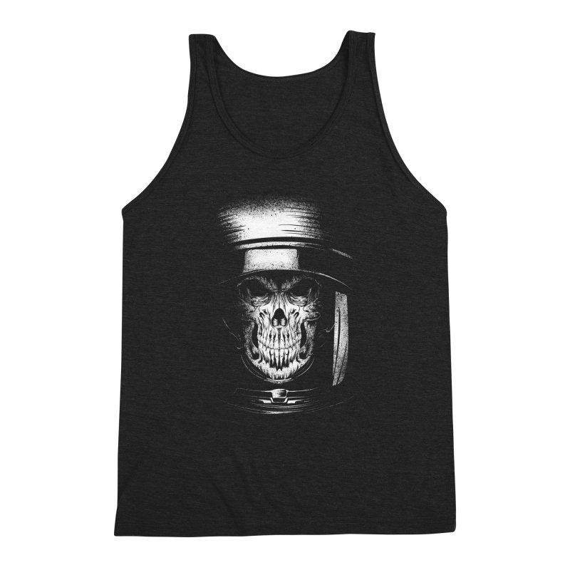 dead in space Men's Triblend Tank by audi's Artist Shop