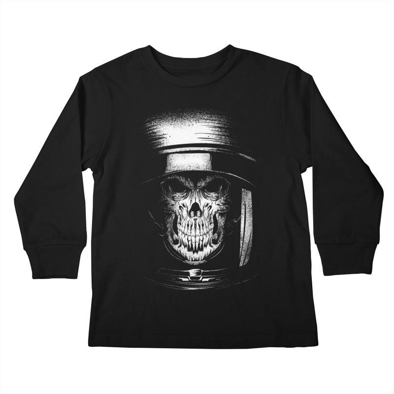 dead in space Kids Longsleeve T-Shirt by audi's Artist Shop