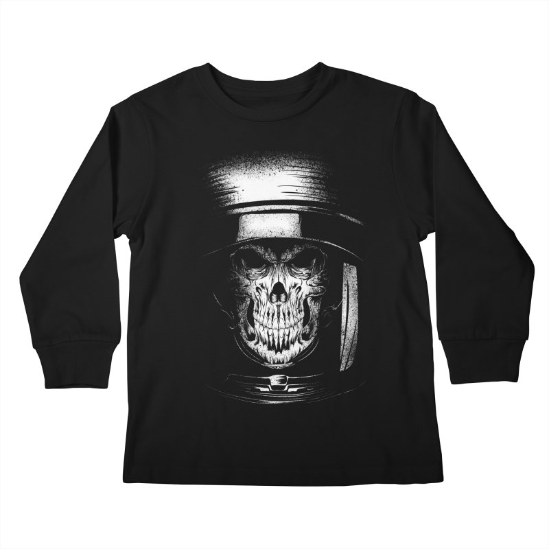 dead in space Kids Longsleeve T-Shirt by audi's Artist Shop