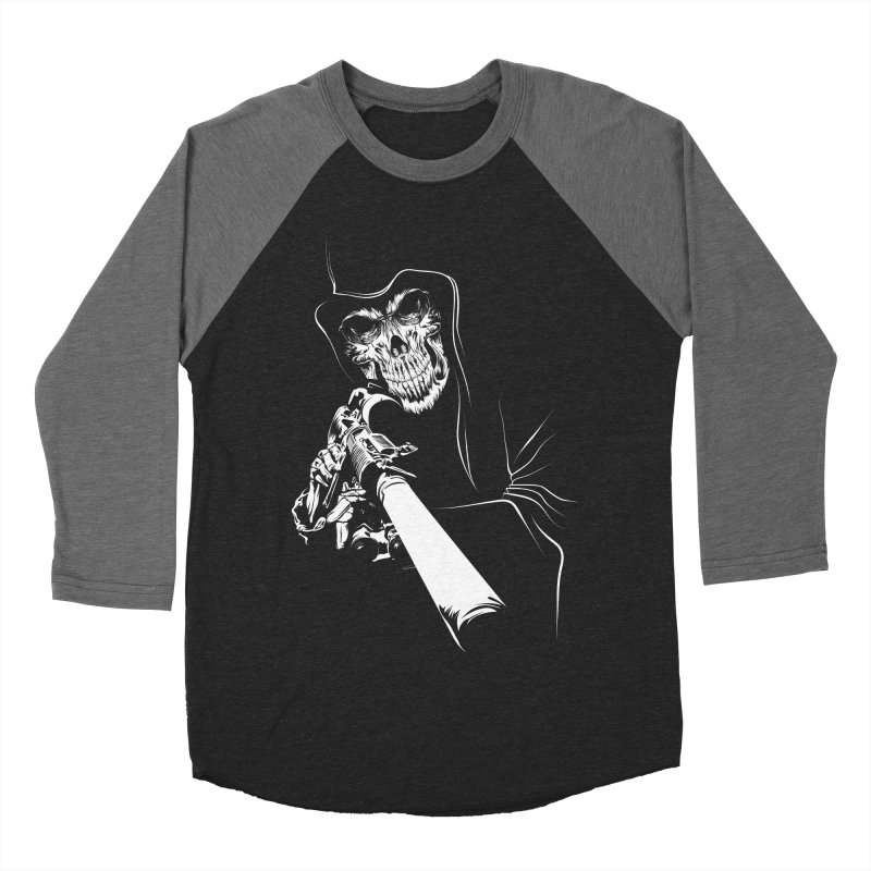 grip sniper Men's Baseball Triblend Longsleeve T-Shirt by audi's Artist Shop