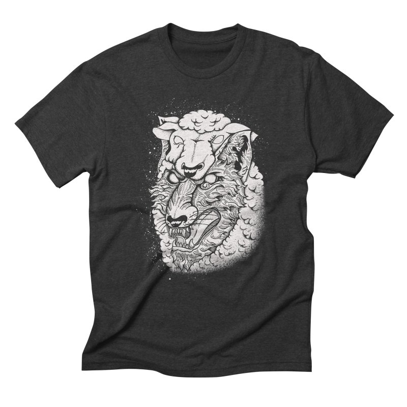 disguise Men's Triblend T-Shirt by audi's Artist Shop
