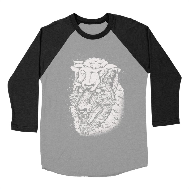 disguise Men's Baseball Triblend Longsleeve T-Shirt by audi's Artist Shop
