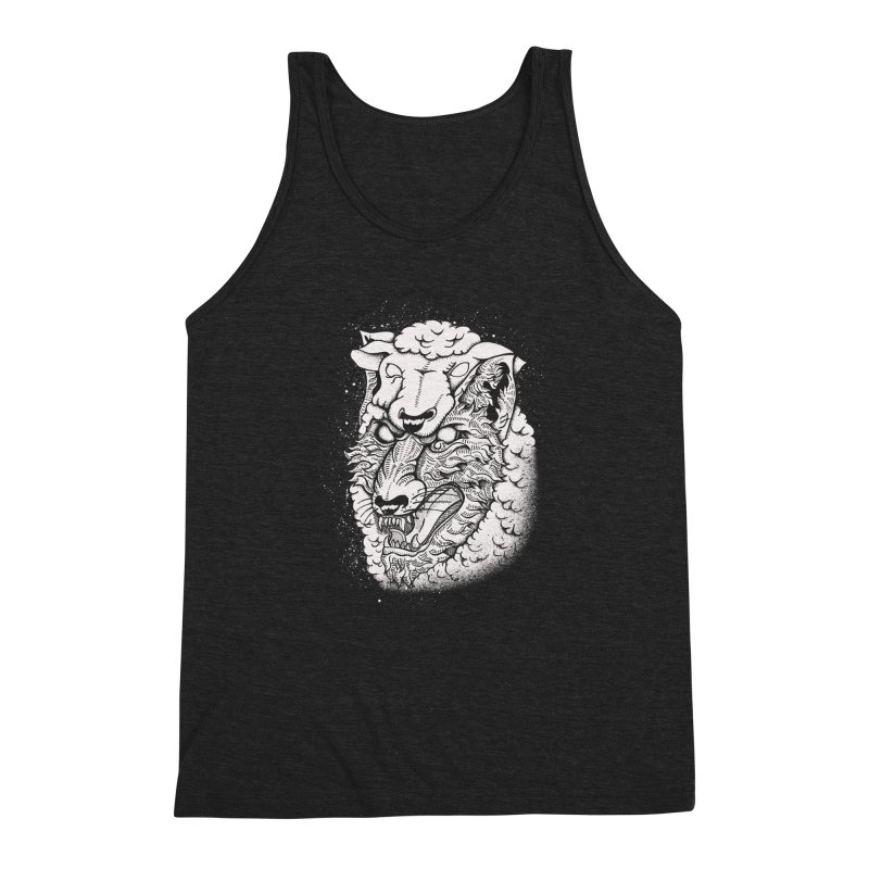 disguise Men's Triblend Tank by audi's Artist Shop