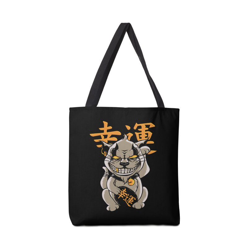 GOODLUCK Accessories Bag by audi's Artist Shop