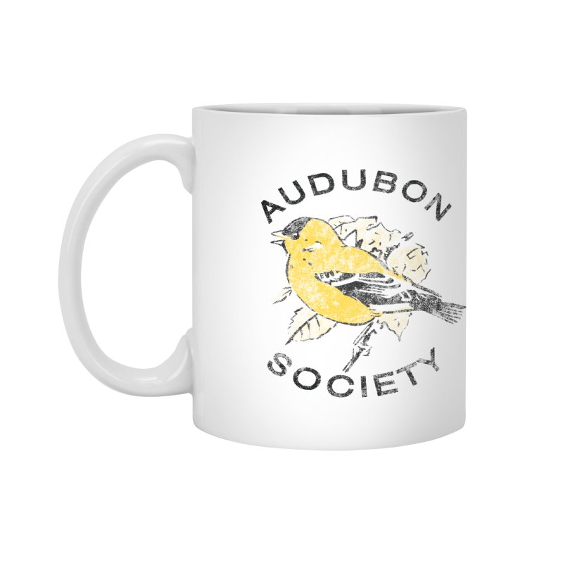 Vintage Goldfinch Accessories Mug by Official National Audubon Society Retail Store