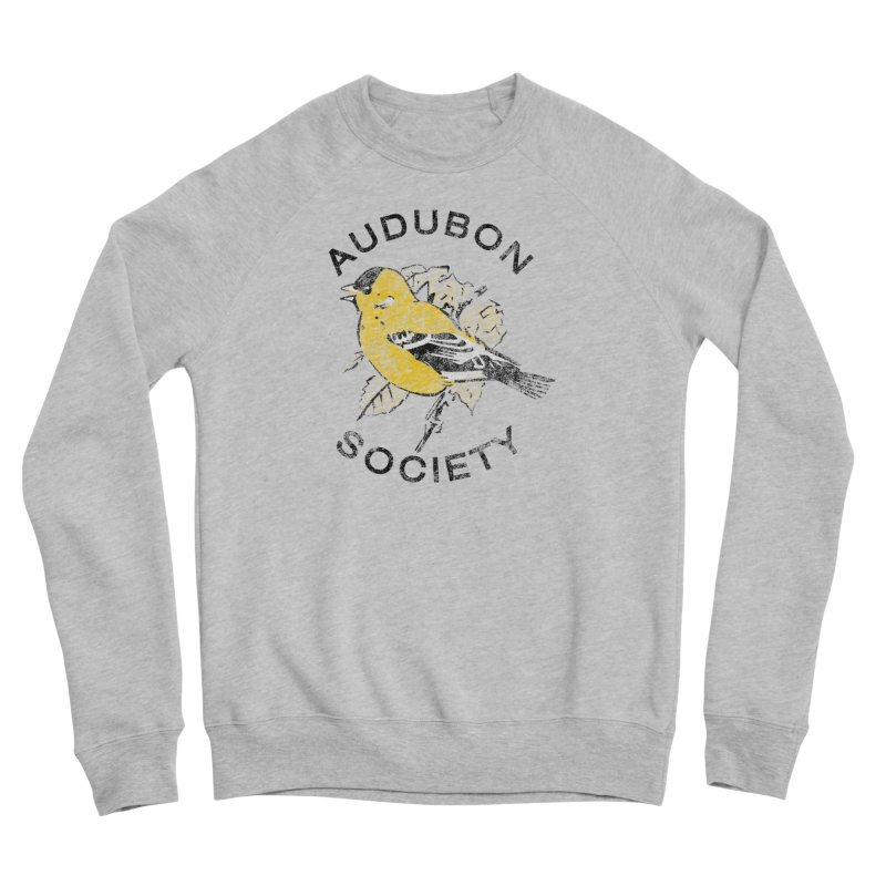 Vintage Goldfinch Women's Sweatshirt by Official National Audubon Society Retail Store