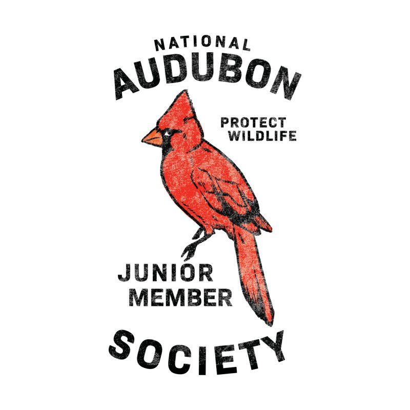 Vintage Cardinal Junior Member by Official National Audubon Society Retail Store