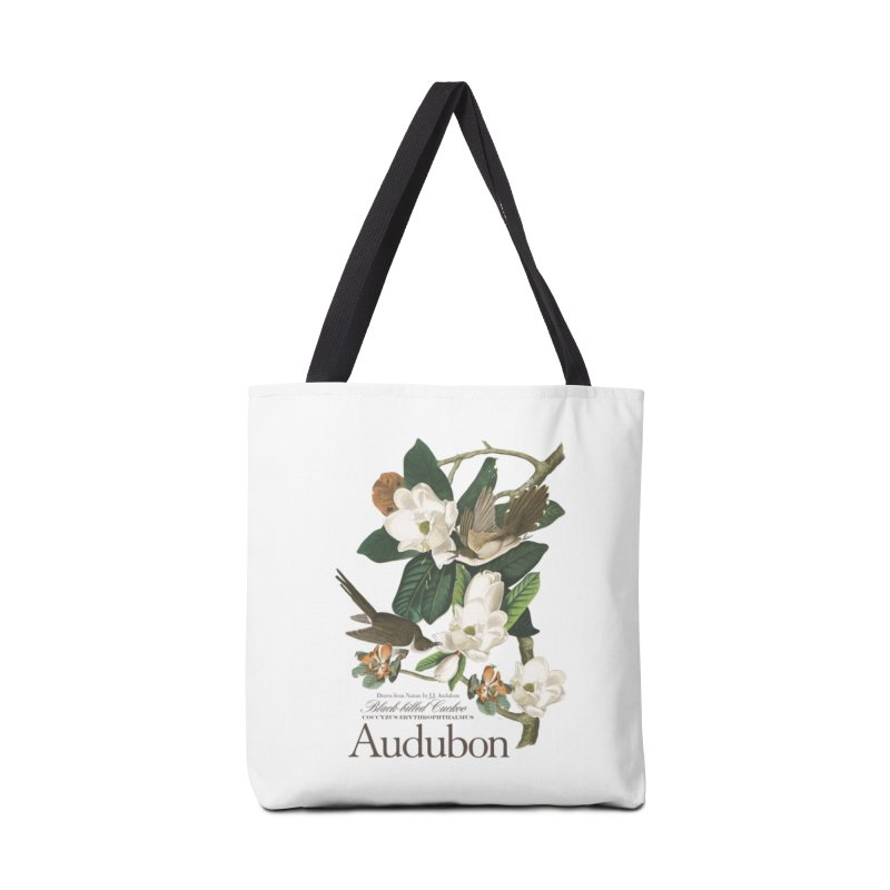 John James Audubon Cuckoo in Tote Bag by Official National Audubon Society Retail Store
