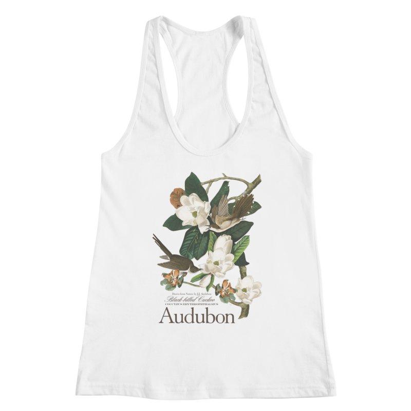 John James Audubon Cuckoo Women's Tank by Official National Audubon Society Retail Store
