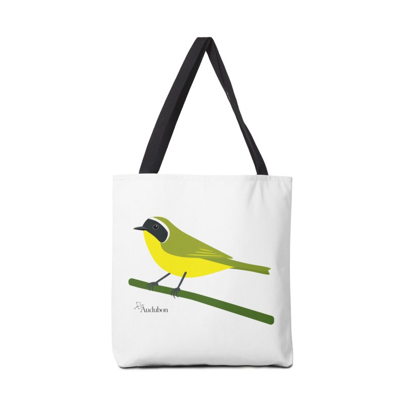 Common Yellowthroat by Shayna Marchese Accessories Bag by Official National Audubon Society Retail Store