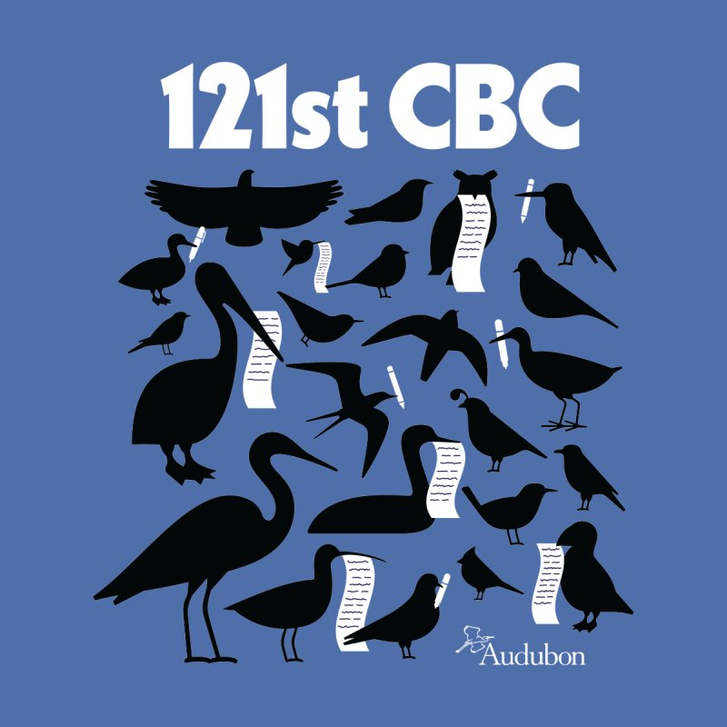 121st CBC Men's Sweatshirt by Official National Audubon Society Retail Store