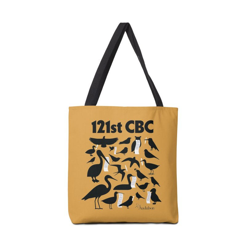121st CBC Accessories Bag by Official National Audubon Society Retail Store