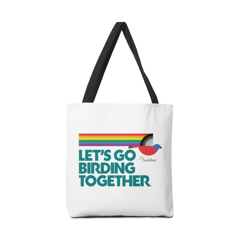 Let's Go Birding Together 2021 Accessories Bag by Official National Audubon Society Retail Store
