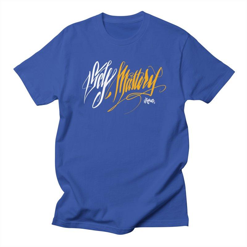 Self Mastery Men's T-Shirt by auksone's Artist Shop