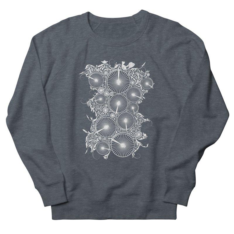 Pennyfarthing Design Women's Sweatshirt by auntspray's Artist Shop