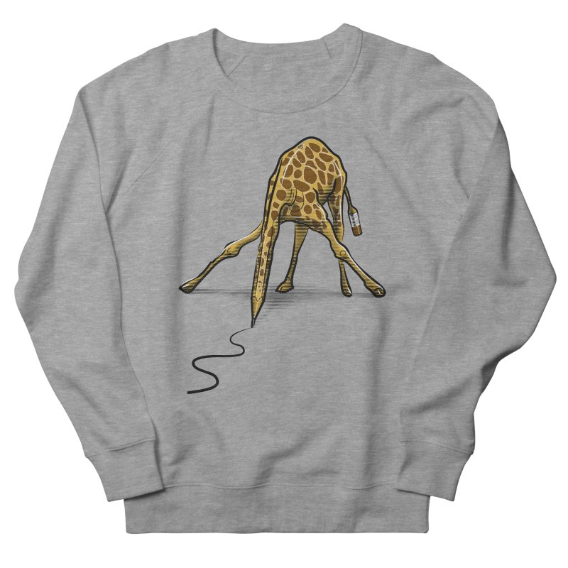 Draw-raffe Women's Sweatshirt by auntspray's Artist Shop
