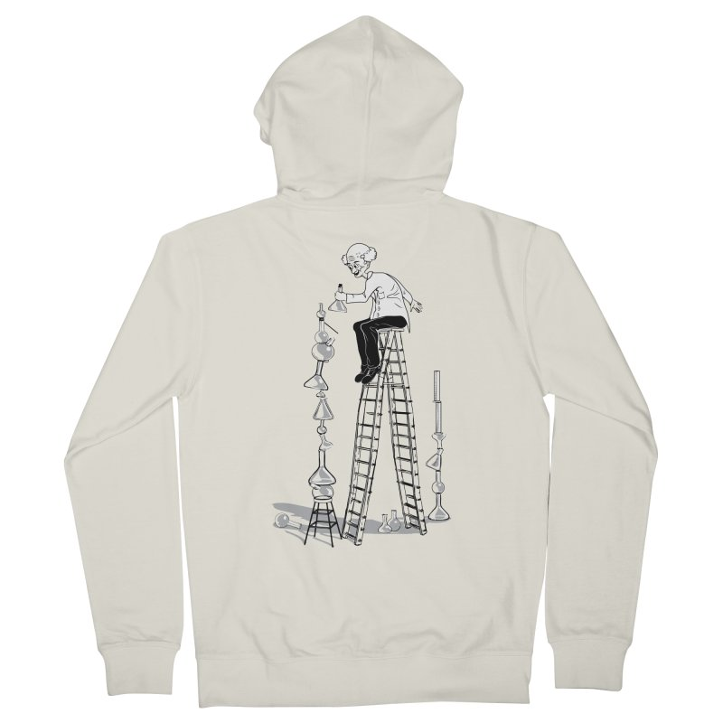 Last Day Before Retirement Men's Zip-Up Hoody by auntspray's Artist Shop