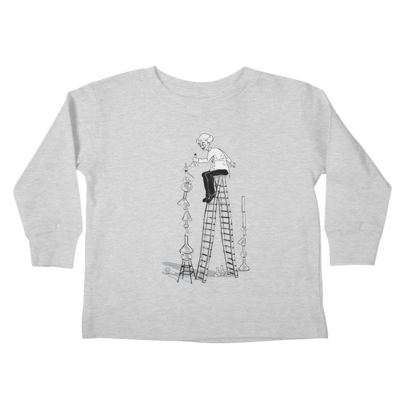 Last Day Before Retirement Kids Toddler Longsleeve T-Shirt by auntspray's Artist Shop