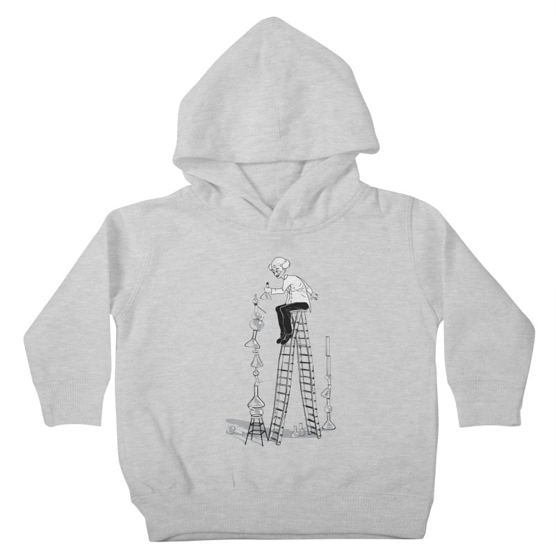 Last Day Before Retirement Kids Toddler Pullover Hoody by auntspray's Artist Shop