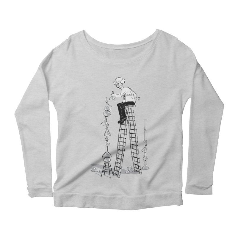 Last Day Before Retirement Women's Scoop Neck Longsleeve T-Shirt by auntspray's Artist Shop