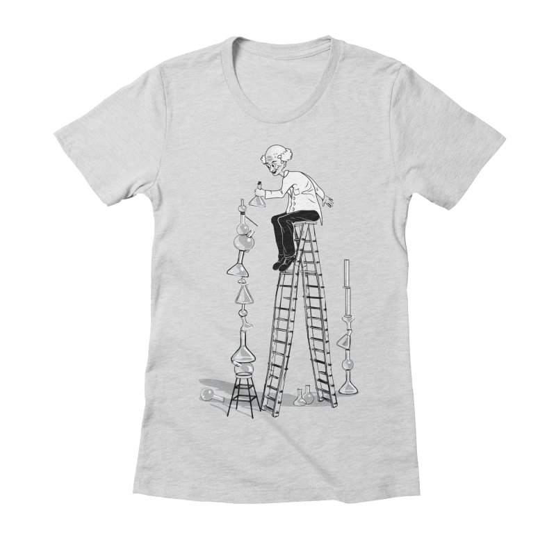 Last Day Before Retirement Women's Fitted T-Shirt by auntspray's Artist Shop