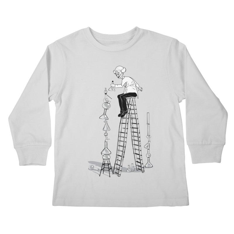 Last Day Before Retirement Kids Longsleeve T-Shirt by auntspray's Artist Shop
