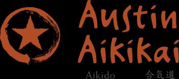 Austin Aikikai's Artist Shop Logo