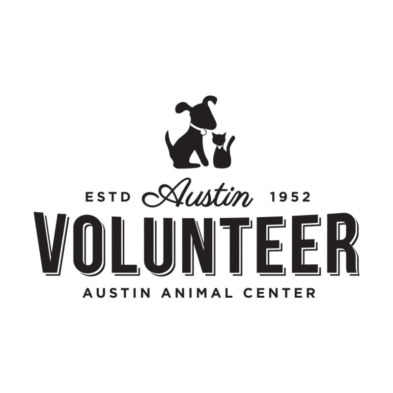 Volunteers Only! Men's Tank by Austin Animal Center Shop