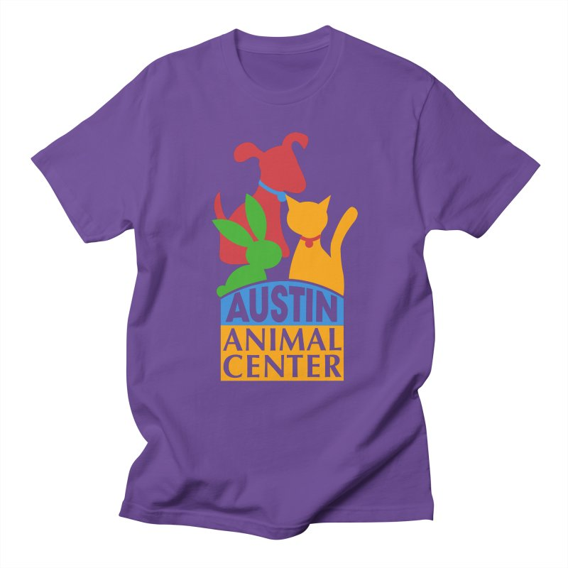 AAC Logo: Color Women's Unisex T-Shirt by Austin Animal Center Shop