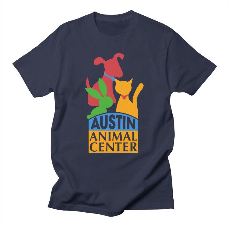 AAC Logo: Color Women's Unisex T-Shirt by Austin Animal Center Shop