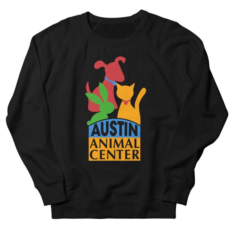 AAC Logo: Color Men's Sweatshirt by Austin Animal Center Shop