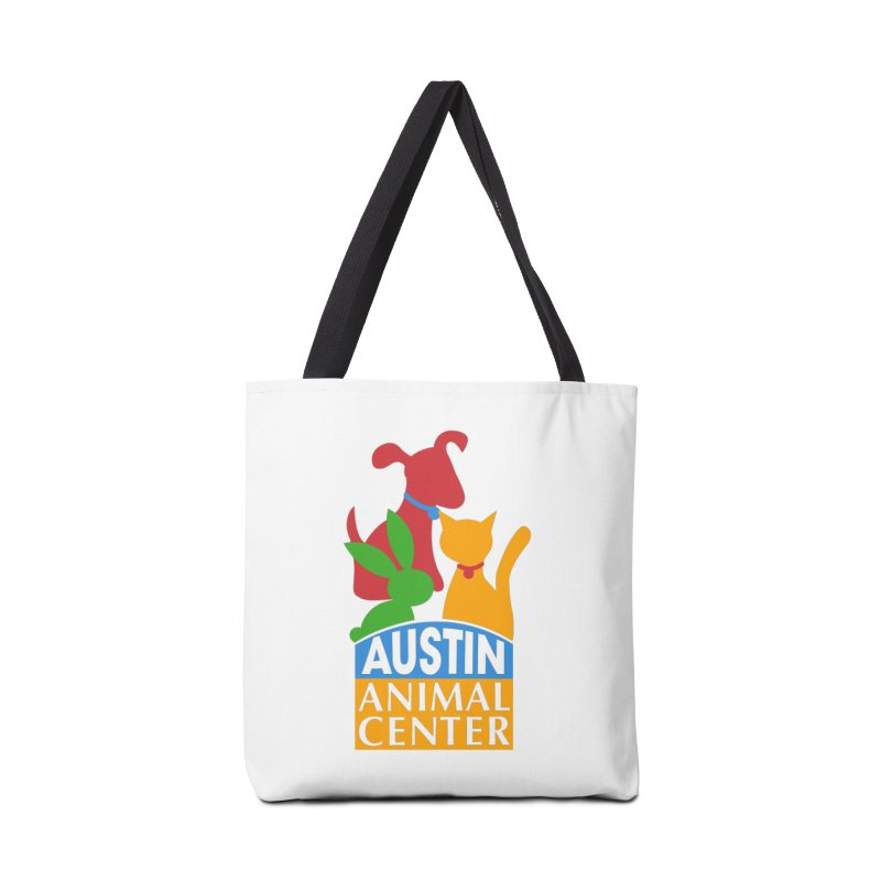 AAC Logo: Color Accessories Bag by Austin Animal Center Shop