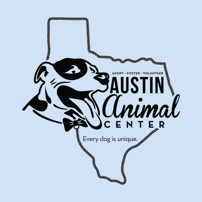 Every dog is unique by Austin Animal Center Shop
