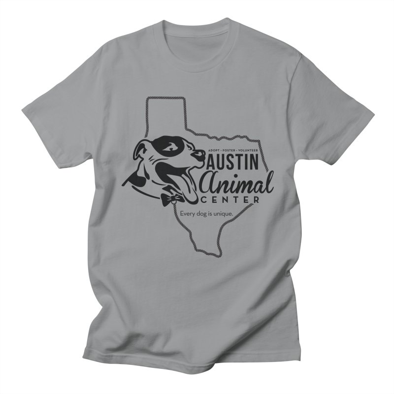 Every dog is unique Women's Unisex T-Shirt by Austin Animal Center Shop