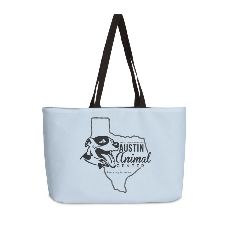 Every dog is unique Accessories Bag by Austin Animal Center Shop