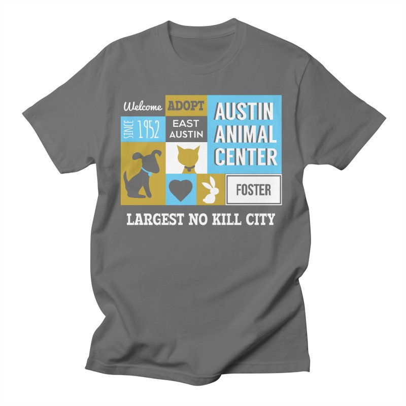Men's None by Austin Animal Center Shop